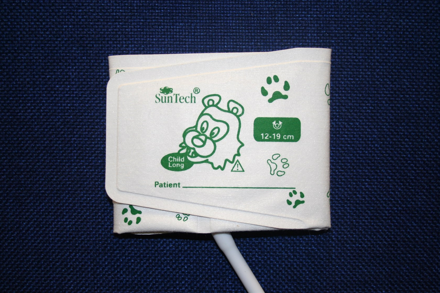 Child Long Disposable BP Cuff (x20)