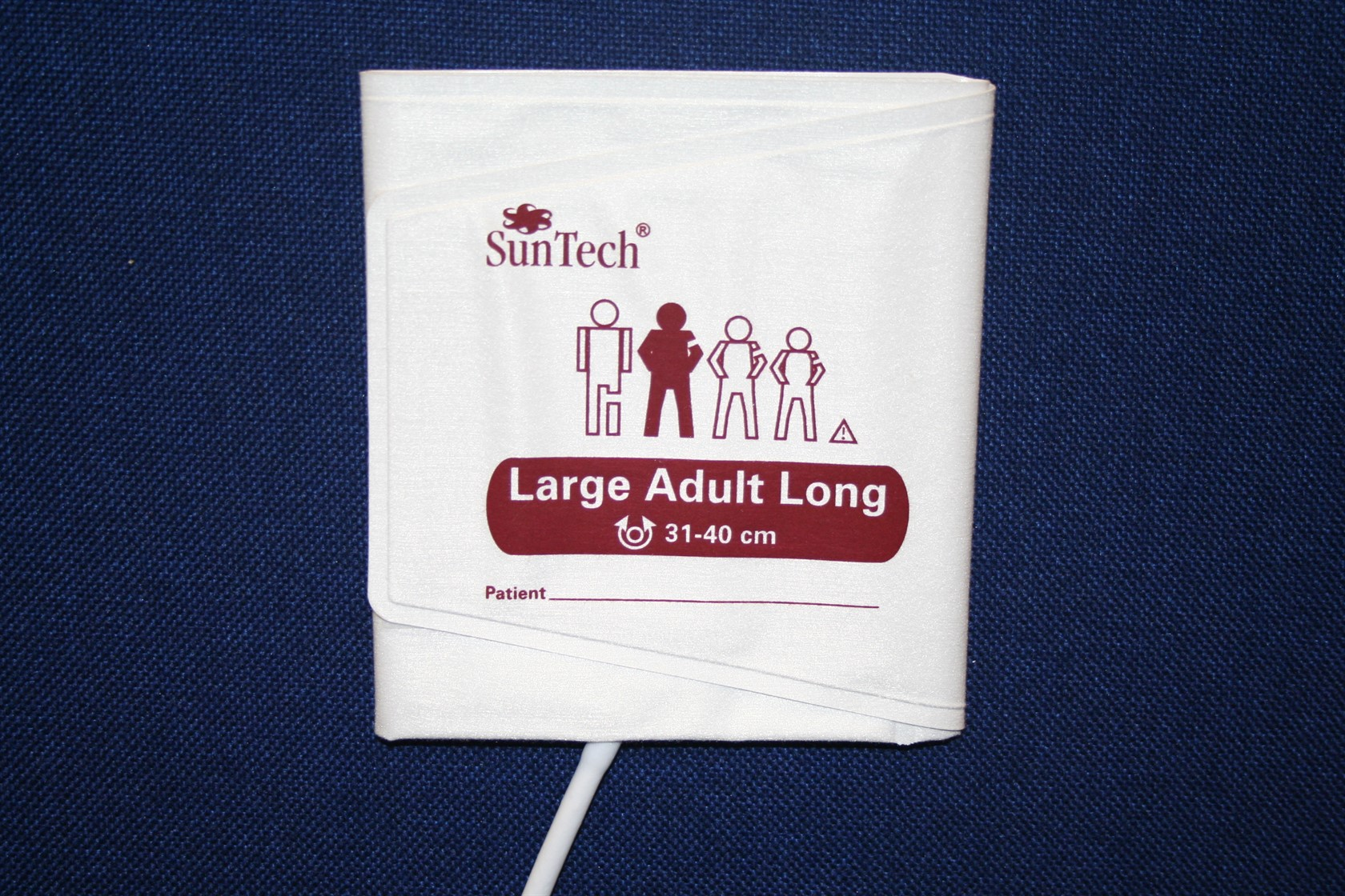 Large Adult Long Disposable BP Cuff (x20)